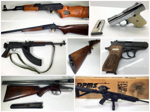 February Firearm Auction