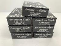 American Eagle 5.56x45MM (140 Rounds)