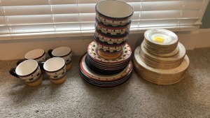 Designer Dishes & Noritake