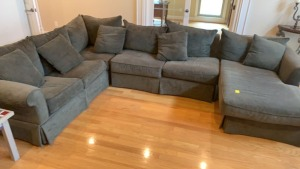 Alan White Sectional Sofa