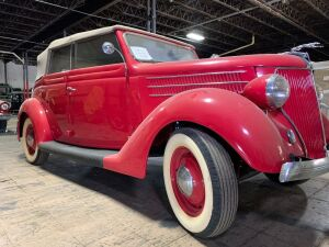 1936 Ford Cabriolet 4 Door 740