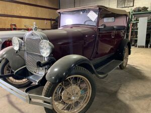 1929 Ford Phaeton 4 Door