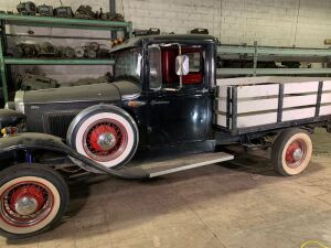 1931 Ford Special Overdrive Pickup