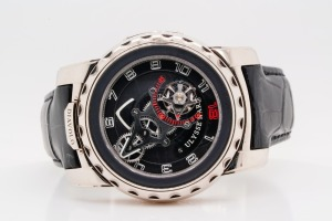 Ulysse Nardin Freak Diavolo 45mm 18K Watch