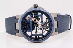 Ulysse Nardin Executive Skeleton Tourbillon 45mm Watch