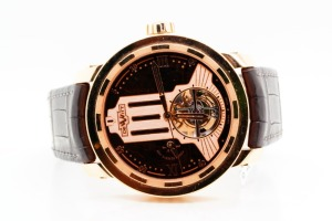 DeWitt Twenty-8-Eight Regulator A.S.W. 46mm 18K Watch