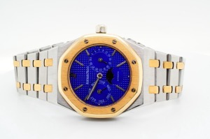 Audemars Piguet Royal Oak Day-Date Moonphase Watch