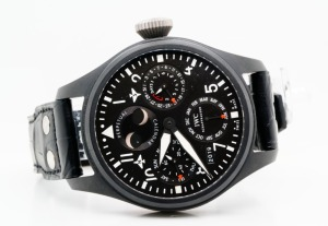 IWC Big Pilot Perpetual Calendar Top Gun 48mm Watch