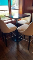 Pub Table & 3 Chairs