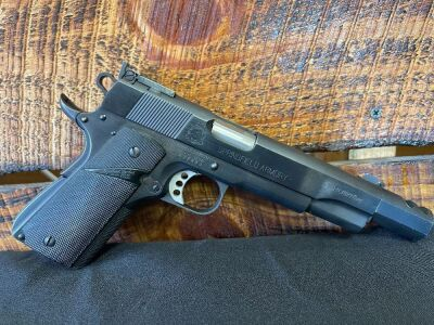 Springfield Armory 1911A 38 Super