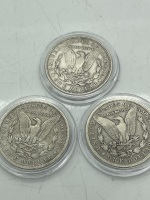 (2) S & (1) D Morgan Dollars - 2